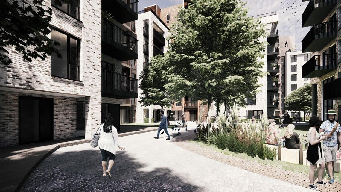 View_Block-D_Courtyard